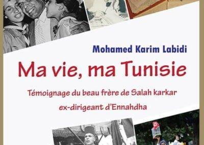 Ma vie, ma Tunisie 2018