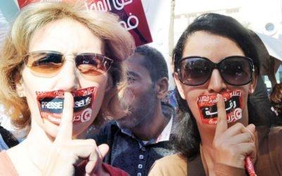 La liberté d'expression en Tunisie